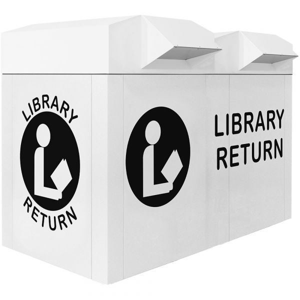 80 K-Series Supermax Library Book Return