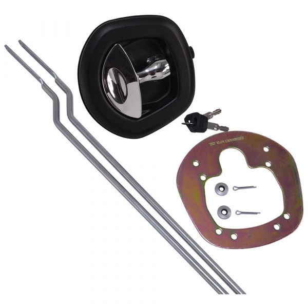 Heavy-Duty 3-Point Lock Replacement Kit