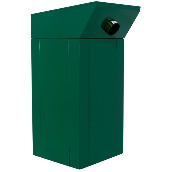 "CollectionPoint 24"" Recycling Receptacle"