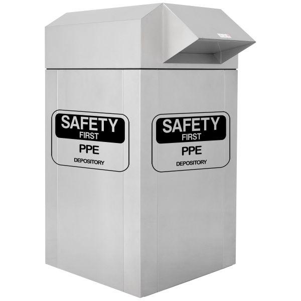Personal Protective Equipment Drop Box