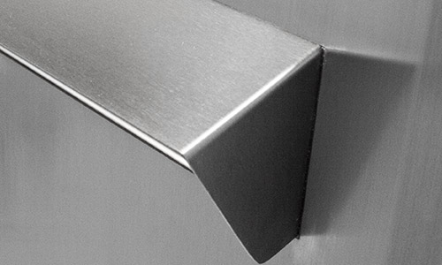 Ease Single depository hood close-up