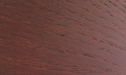 Close-up of oak veneer